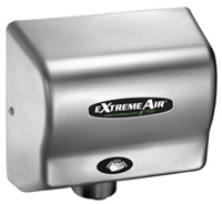 american dryer extreme air gxt9-ss