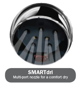 smartdri hand dryer nozzle